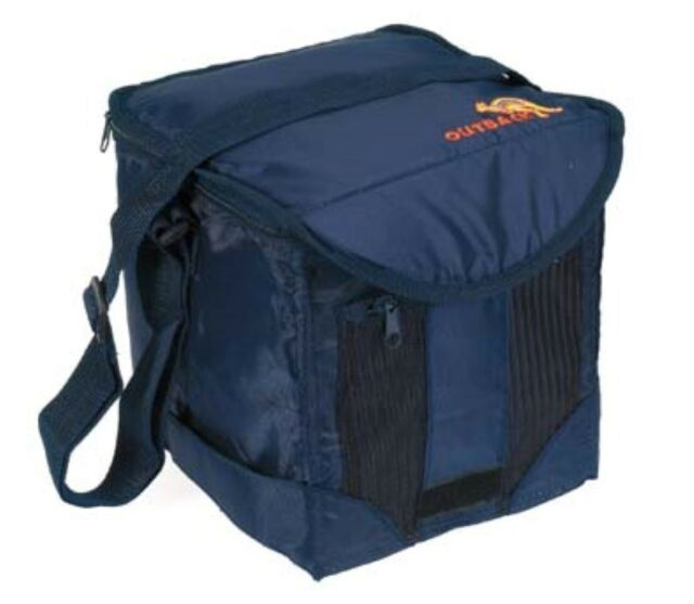 Cooler Bag Insulated 12 can 24x20x23 cm Top Quality Lunch Picnic Camping Beach