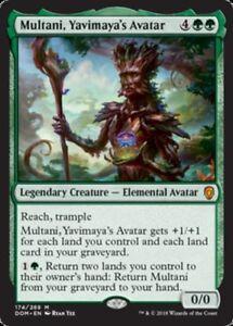 Multani-Yavimaya-039-s-Avatar-x1-Magic-the-Gathering-1x-Dominaria-mtg-card