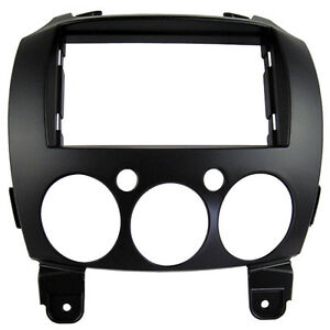 Fascia-for-Mazda-2-Demio-facia-panel-dash-mount-kit-adapter-face-plate-frame
