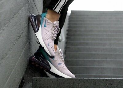NIKE AIR MAX 270 PARTICLE ROSE CELESTIAL TEAL AH6789 602 NEW ALL UK SIZES | eBay