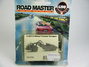 GHQ Bausatz N-Spur 1:160  Caterpillar  C-631 E  Scraper  Bausatz  53-010