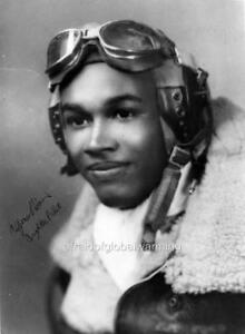 Harris WW2 Tuskegee Airmen African American Pilots 1940s A Photo