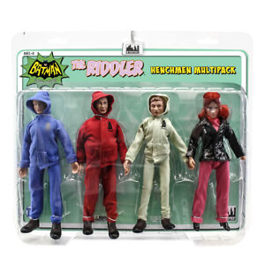 Batman-Classic-TV-Series-Action-Figures-The-Riddler-Henchman-Four-Pack
