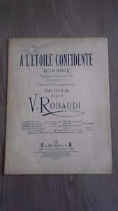 L-Stella-Confidente-Romance-V-Robaudi-Spartito-G-Ricordi-Be-3-Persiane-1-Film
