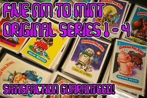5-Garbage-Pail-Kids-Cards-Original-Series-1-4-MINTY-GARBAGE-PAIL-KIDS-CARDS