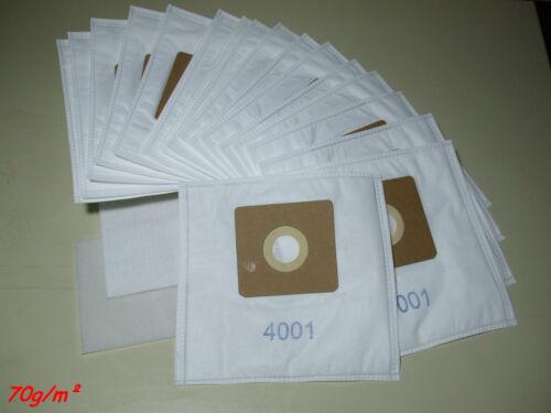 30 Staubsaugerbeutel+Filter passend für Progress Stuttgart PC 2361 PC 3716