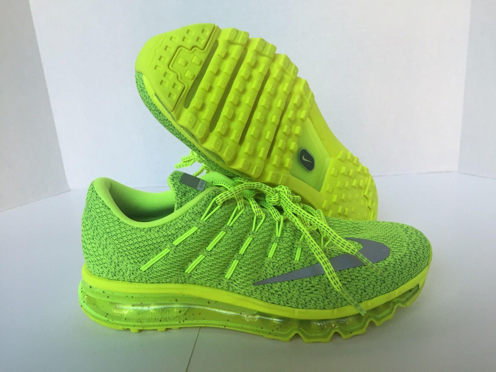Nike air max multi - colore identificativo degli uomini nikeid scarpe da corsa 839368 991 sz - 8