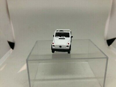 Large Sleeper Resin White Paintable 1//87 HO Scale Herpa Promotex 5422
