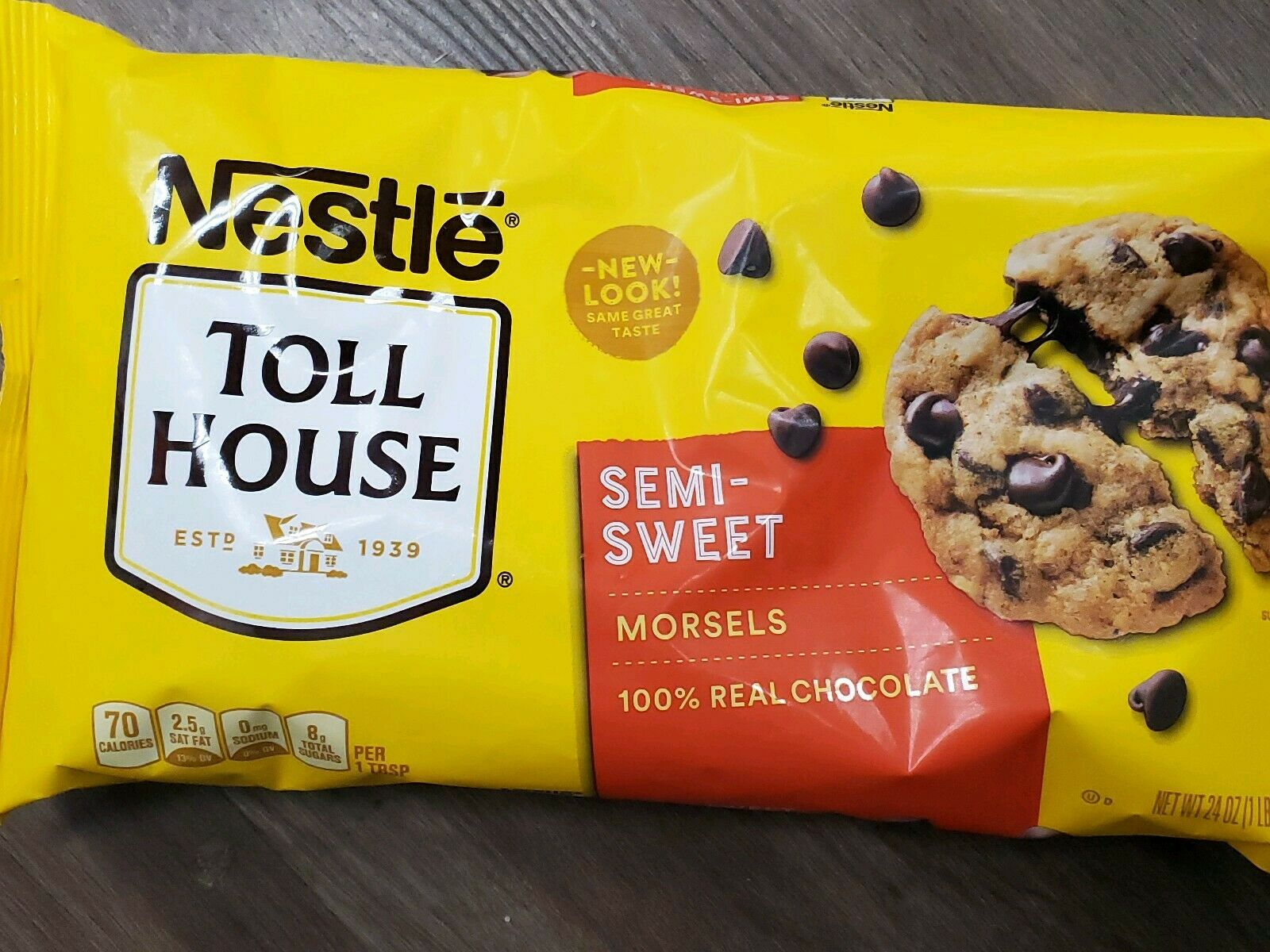 Nestle Toll House Morsels Halloween