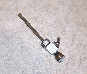 1970s-VINTAGE-ORLANDI-034-D-034-PETCOCK-w-SEDIMENT-RESERVOIR-EX-CLEAN-LOW-USE-E406