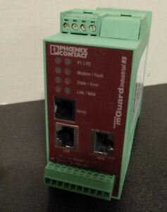 Phoenix Contact 2989611 FL MGuard RS VPN Router