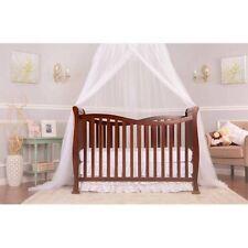 Dream On Me Violet 7-in-1 Convertible Life Style Crib Espresso *Bonus Mattress