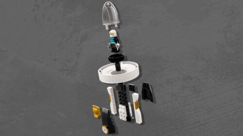 LEGO® NINJAGO® 70636 Spinjitzu-Meister Zane NEU OVP/_ NEW MISB NRFB