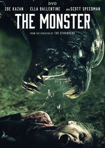 The Monster (2016 Zoe Kazan) DVD NEW