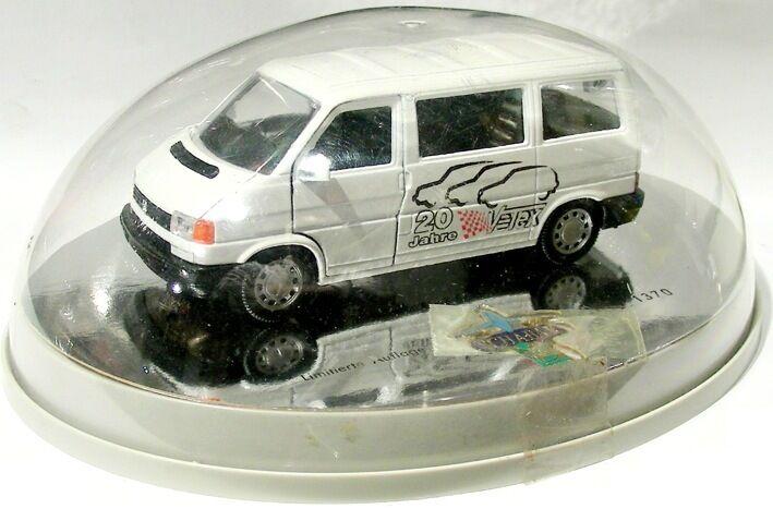 VW Bus t4-SCHABAK Modèle 1:43 - Silver Wheels - 20 ans Votex Limitée-Neuf | D'arrivée Nouvelle Arrivée  | Bon Marché  | Paquet Solide Et élégant