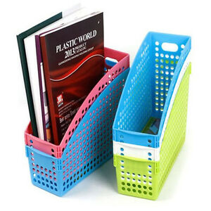 Home Office Desk Stationery Book Holder Organizer Tray