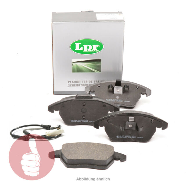 Brake ENGINEERING PA494 Bremsbelagsatz 4x Auto Bremsbel/äge Bremskl/ötze f/ür Bremsscheiben Hinterachse