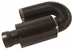 ALFA-ROMEO-156-Carbon-Fibre-Airbox-Filter-includes-Air-Duct