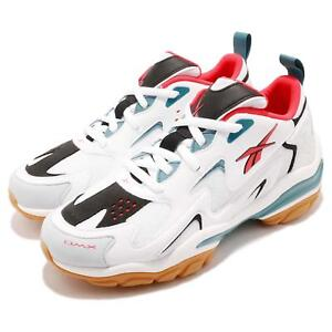 a32968d6ed8 Reebok DMX Series 1600 White Black Red Gum Men Casual Shoes Sneakers ...