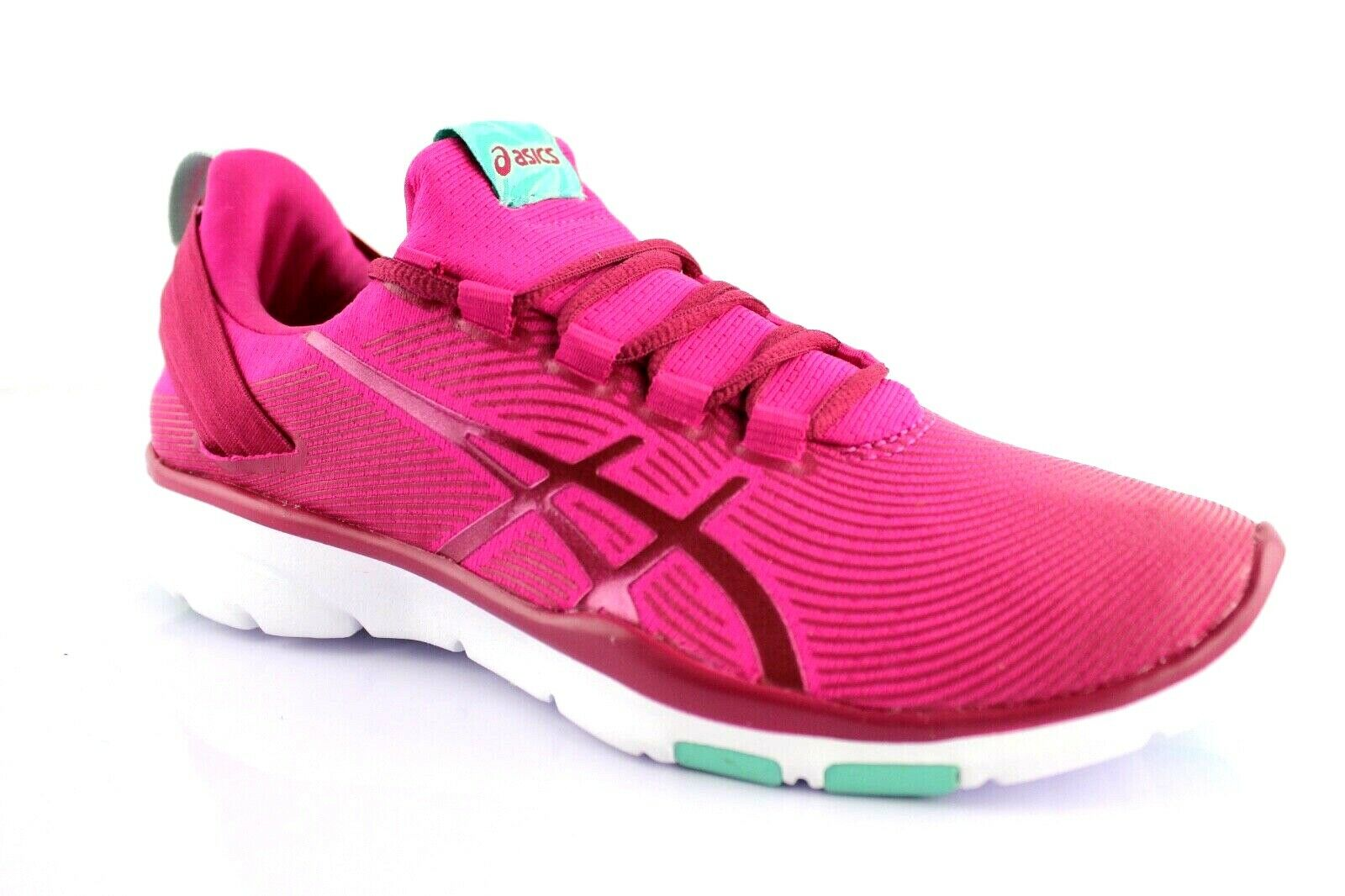 Asics Gel Fit Sana 2 Pink Women's Fitness shoes Fitness Sports shoes Trainers