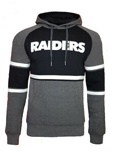 hot sales 7fc1e 235a2 Details about NFL Oakland Raiders Hoodie Mens S M L XL Official Team  Apparel Hooded Top