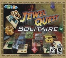 Jewel Quest Solitaire PC Games Windows 10 8 7 Vista XP Computer card puzzles