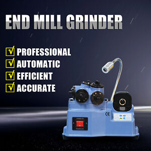 X20 Universal φ4-20mm Cutter Grinder End Mill Sharpener for Drilling Milling New