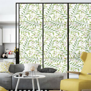 Glass-Cling-Film-Window-Sticker-Glass-Adhesive-Frosted-Privacy-Vinyl-Decor-DIY