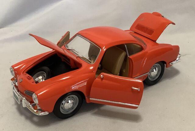 Road Legends 1966 Karmann Ghia VW Scale 1:18 Die Cast Metal