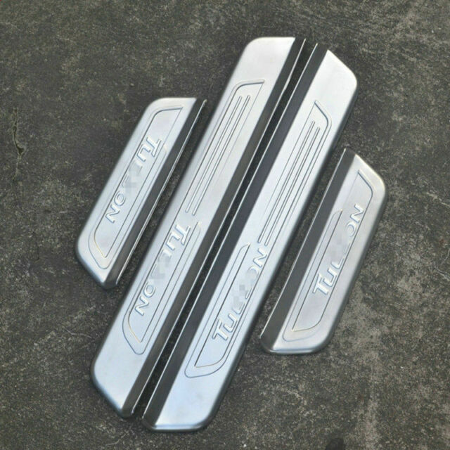 For Acura TL TLX Entry Guard Door Sill Cover Protector