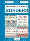 Easy Cross Stitch Series 4: Borders by Maria Diaz (Paperback / softback, 2016)