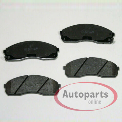 Renault Koleos HY Bremsbeläge Bremsklötze Bremsen für vorne hinten