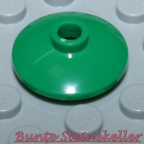 10 Stück grüne 2x2 Sat Schüsseln 16mm Radar Parabol 4740 grün /& NEU ! BB04