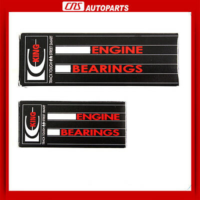 "MAIN ROD BEARINGS 1989-1992 MITSUBISHI ECLIPSE /& TURBO /""4G63/"""
