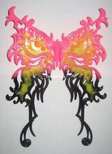Monster High Freaky Fusion Bonita Femur Doll Moth Wings Replacement Part NEW