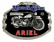 Ariel Belt Buckle Classic Bike Motorcycle Biker Authentic Officially Licensed