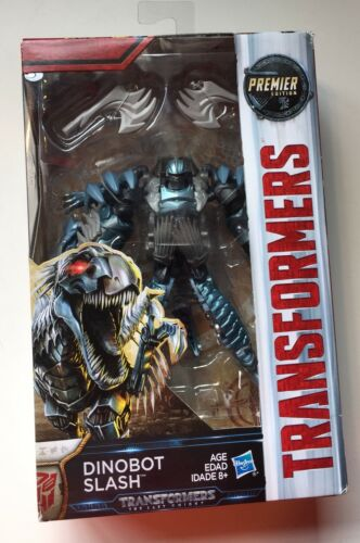 Transformers le dernier chevalier Premier Edition Deluxe Class DINOBOT Slash