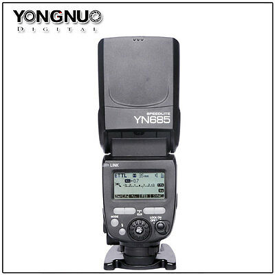 Yongnuo TTL YN685 High Speed Sync 1/8000s Flash Speedlite for Canon