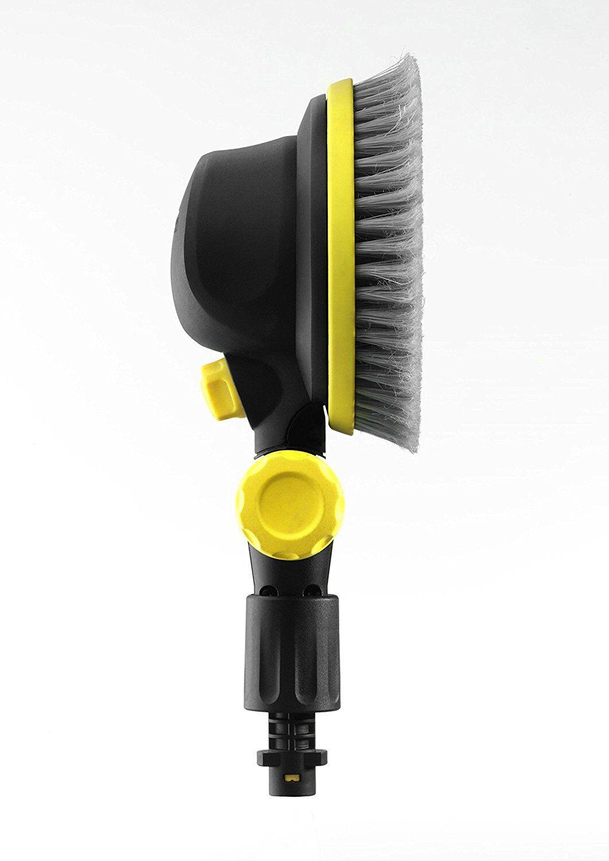 KARCHER 2.643-236.0 - Cepillo de lavado lavado de giratorio WB 100 cerdas ideal Coche auto b12572