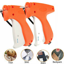 2 Pack Clothes Toys Garment Price Label Tag Tagging Gun Machine Tagging Supplies