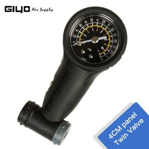 160 PSI Bicycle Tire Air Pressure Gauge Mini Bike Air Tire Meter Measurement