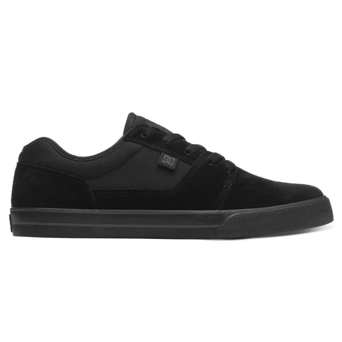 DC Shoes Tonic Black Mens Trainers