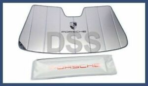 Genuine-Porsche-Cayenne-955-Sun-Shield-Sunshade-w-Case-Bag-03-16-PNA50595503