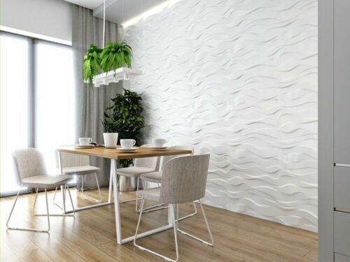 Wandverkleidung verblendsteine Pierre Optique panneaux muraux polystyrène 60x60 Zefir