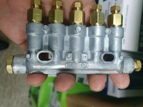 VX400 DISTRIBUTOR FOR F400 HYUNDAI WIA// KIA MACHINING TOOL