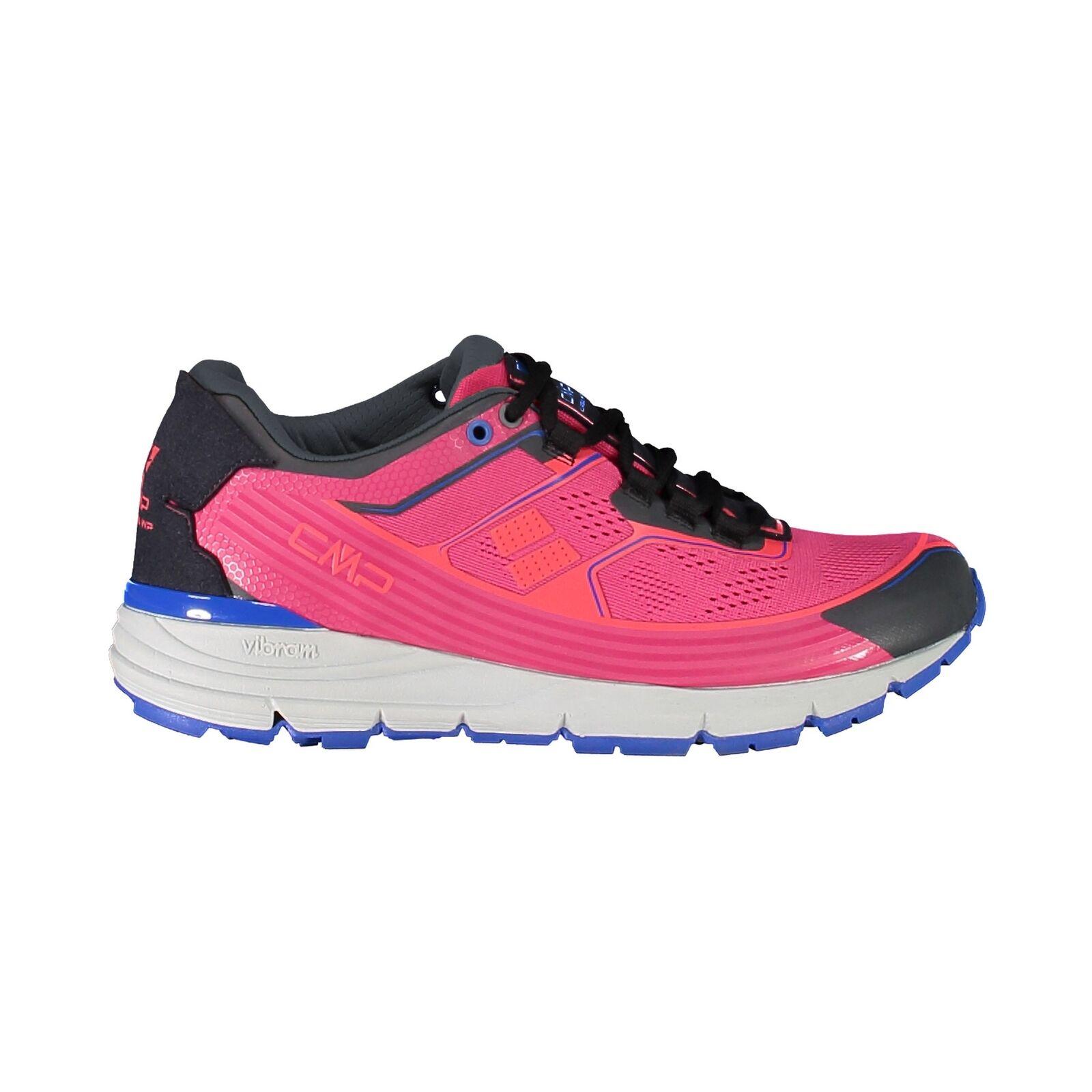 CMP shoes da Corsa Sport Kursa Wmn Trail shoes Wp pink Impermeabile