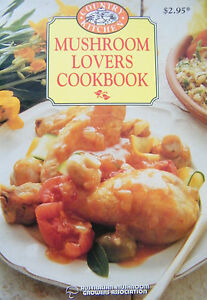 Mushroom-Lovers-Cookbook-Country-Kitchen-Mini-Small-Softcover