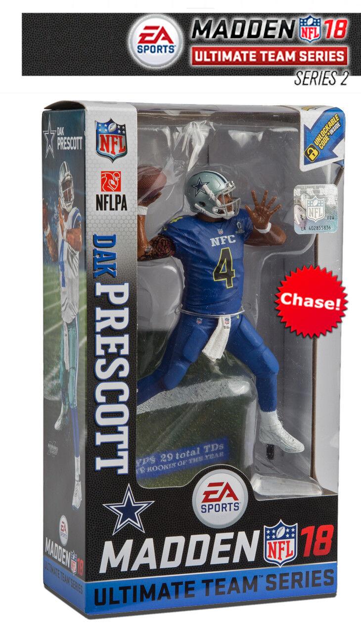 EA Madden NFL 18 final Team series 2 Dak Prescott Chase McFarlane