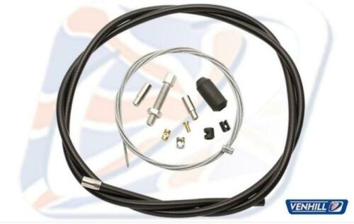 METRIC 1.35 Metre LENGTH VENHILL UNIVERSAL CLUTCH CABLE KIT