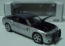 Greenlight 2008 Dodge Charger Virginia State Police Car, slick roof window boxed